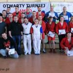 Fotorelacja z Otwartego Turnieju SAMBO w Krakowie