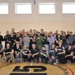Fotorelacja ze szkolenia sambo w Olsztynie 03.2018